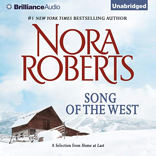 Song of the West Audiobook By Nora Roberts cover art