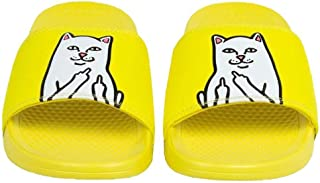 Lord Nermal Slides Safety Yellow