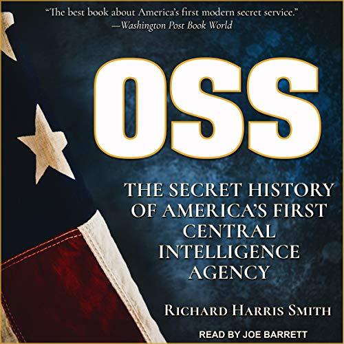 OSS  By  cover art