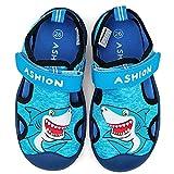 Littleplum Boys Girls Water Shoes Quick Dry Closed-Toe Aquatic Sport Sandals Toddler/Little Kid