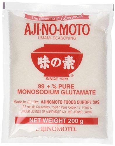 Ajinomoto Insaporitore a Base di Glutammato Monosodico - 200 gr - [confezione da 12]