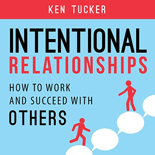 Intentional Relationships audiobook cover art