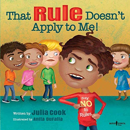 That RULE Doesn t Apply to Me Responsible Me Book 3 product image