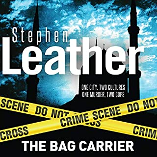 The Bag Carrier audiobook cover art