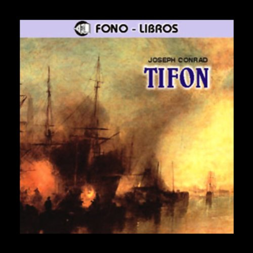 Tifon [Typhoon] audiobook cover art