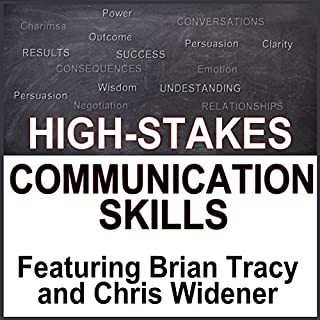 High Stake Communication Skills cover art