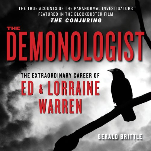 The Demonologist cover art