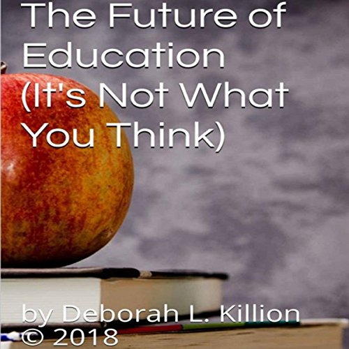 The Future of Education audiobook cover art
