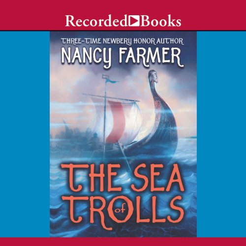 The Sea of Trolls audiobook cover art