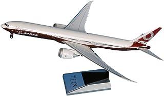 全日空商事 1/200 777-9X BOEINGハウスカラー 空中姿勢 完成品ソリッド ギア付