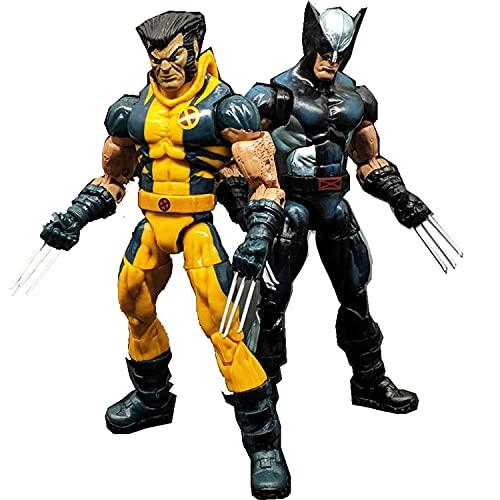 HAOBO Giocattoli per Bambini Wolverine Movie Version Mobile Doll Toy Model Decorazione