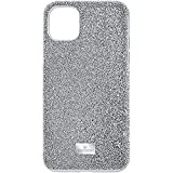 Funda Swarovski High para iPhone® 11 Pro Max rígida en color plateado