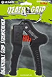 MummyFit Grip Strengthener and Adjustable Hand Trainer. Best Grippers for Forearm and Finger...