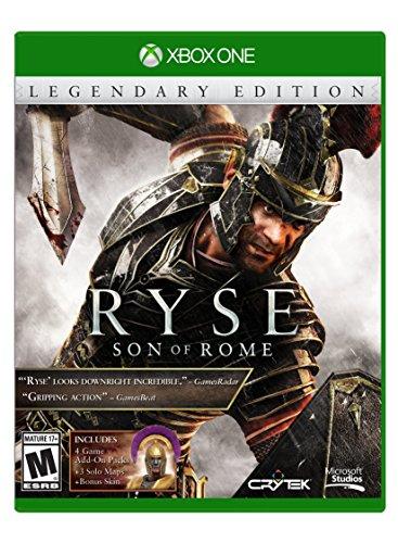 Ryse: Son of Rome Legendary Edition (Xbox One) UK IMPORT