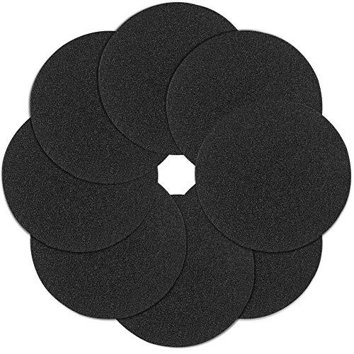 YuCool 8 Paquetes de filtros para Cubos de compostaje, filtros de carbón...