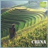 China Landscape Calendar 2022: Official China Calendar 2022, 16 Month Calendar 2022
