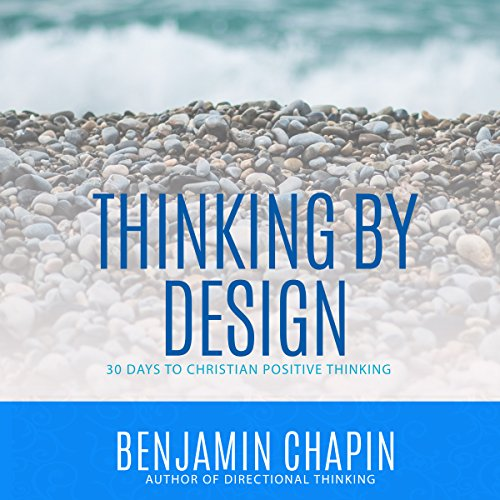 Thinking by Design audiobook cover art