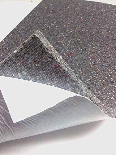 Verbundschaum Schaumstoff SELBSTKLEBEND Dämmung Akustik Schallschutz (100cm x 50cm x h) (100x50x) (100x50x3)