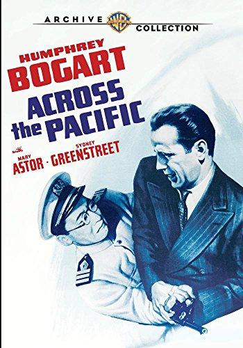 Across the Pacific (1942) -  DVD, John Huston, Humphrey Bogart