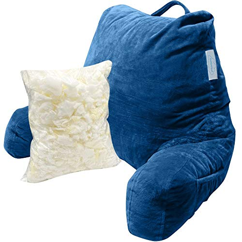 ComfortCloud Reading Pillow Bed Wedge Large Adult...