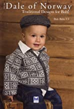 Dale of Norway Pattern Book 208 Traditional Knits for baby