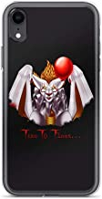 Time to Float. IT The Horror Movie Pennywise Halloween The Dancing Clown Clear Shockproof for iPhone 7 Plus/8 Plus