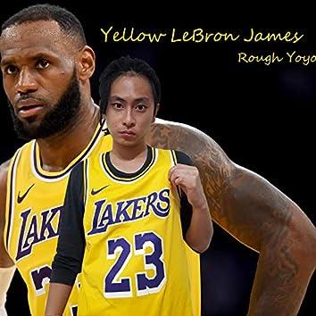 Yellow LeBron James