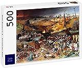 Lais Puzzle Pieter Bruegel el Viejo - Triunfo de la Muerte 500 Piezas