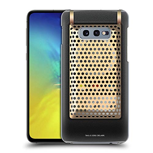 Head Case Designs Officially Licensed Star Trek Communicator Closed Gadgets Hard Back Case Compatible with Samsung Galaxy S10e