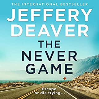 The Never Game                   By:                                                                                                                                 Jeffery Deaver                               Narrated by:                                                                                                                                 Kaleo Griffith                      Length: 11 hrs and 19 mins     19 ratings     Overall 4.1