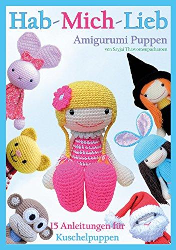 Amazon.de: Sortiment Amigurumi Wolle 10 Knäuel a. 10g, 100 ...   500x353