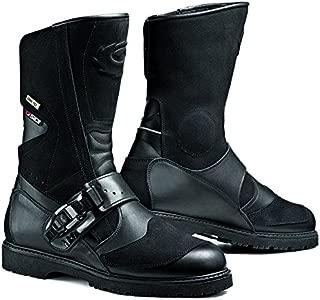 Sidi Canyon Gore-Tex Motorcycle Boots Black SZ 11/45