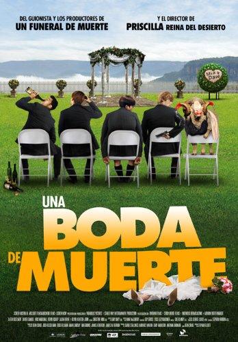 Una boda de muerte [Blu-ray]