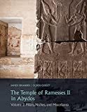 The Temple of Ramesses II in Abydos Volume 2: Pillars, Miscellany, and Inscriptions