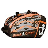 Black Crown Paletero Work Naranja | Bolsa de Pádel