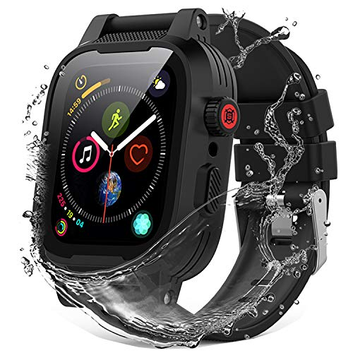 apple watch series 6 price drops as low as 339 today only Apple Watch Series 3/2 42mm case, Built-in Screen Protector 360 Full-Body Protection, Shockproof Dustproof Waterproof Apple Watch Case 42mm Series 3 Series 2