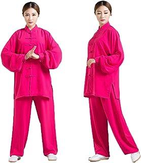 fwadu Tai Chi odzież mężczyźni kobiety przytulne oddychające mundurek tai chi kungfu ubrania sztuki walki odzież grupa wys...