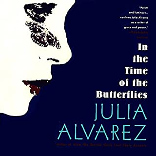 In the Time of the Butterflies audiobook cover art