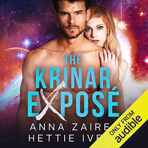 The Krinar Exposé audiobook cover art