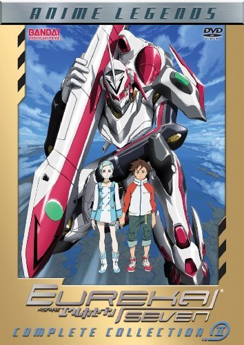 Eureka Seven: Complete Collection 2 (Anime Legends) by Bandai