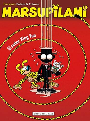 El señor Xing Yun: 31 (Marsupilami)