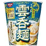 日清の雲呑麺 71g ×12食