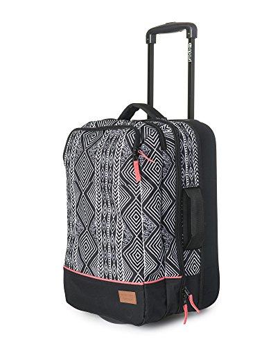 Rip Curl Black Sand Cabin Maleta de Viaje, Mujer, Negro, Talla Única
