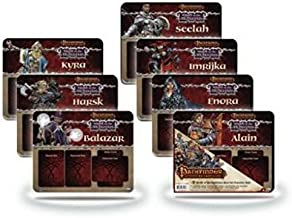 Ultra Pro Pathfinder Adventure Card Game: Wrath of The Righteous Base Set Mini Mat 7 Pack