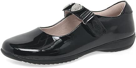 Lelli Kelly Ceri School Dolly Black Patent Infant Mary Jane Shoes
