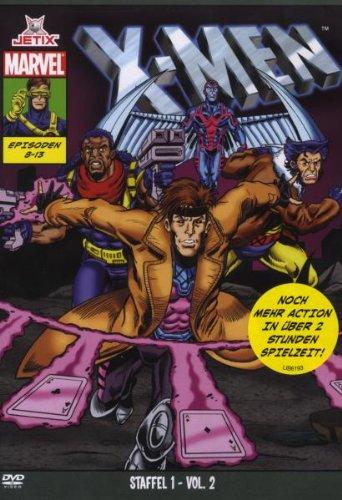 Marvel Cartoons - X-Men Staffel 1.2