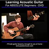 Learn To Play Acoustic Guitar - For Absolute Beginners - Best DVD Learning...