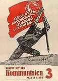 Poster, Deutsch Zwischenkriegs Kommunistischen GEGEN
