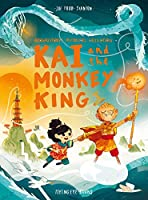 Kai and the Monkey King (Brownstone's Mythical Collection)