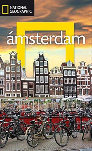 Guía de viaje National Geographic: Amsterdam (GUÍAS)